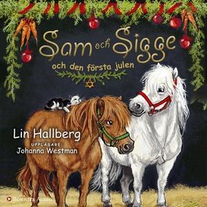 «Sam och Sigge och den första julen» by Lin Hallberg