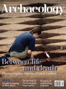Current Archaeology - Issue 325