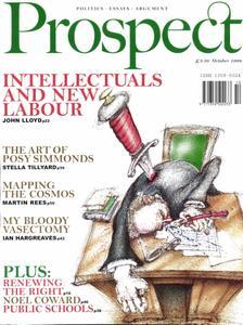 Prospect Magazine - October 1999