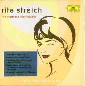 Rita Streich - Original Masters: The Viennese Nightingale (8CDs, 2003)