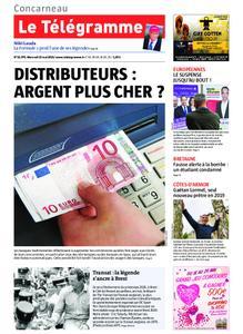 Le Télégramme Concarneau – 22 mai 2019