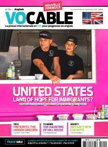 Vocable Anglais - 29 Novembre 2018