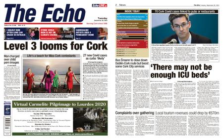 Evening Echo – September 29, 2020