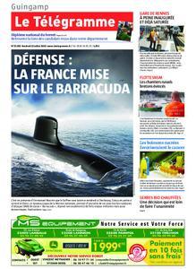 Le Télégramme Guingamp – 12 juillet 2019