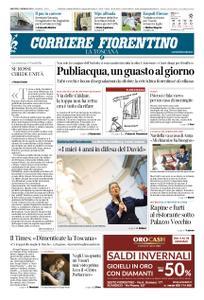Corriere Fiorentino La Toscana – 15 gennaio 2019