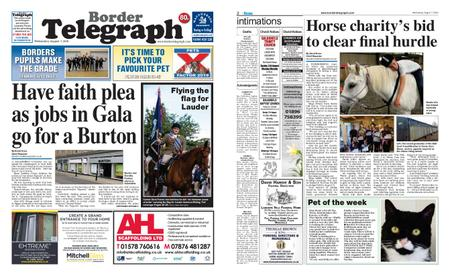 Border Telegraph – August 07, 2019