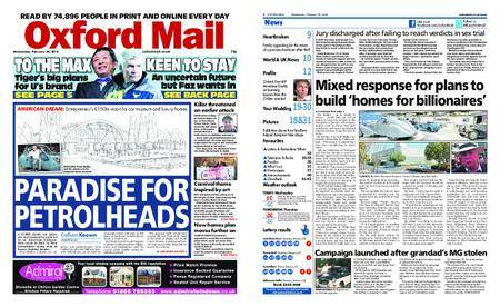 Oxford Mail – February 28, 2018