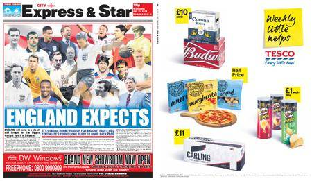 Express and Star City Edition – July 11, 2018