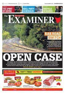The Examiner - September 25, 2018