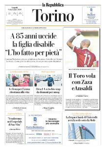 la Repubblica Torino - 9 Dicembre 2019