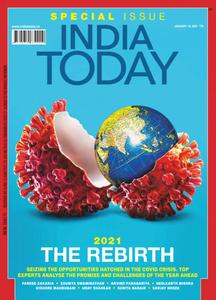 India Today - January 18, 2021