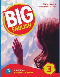 ENGLISH COURSE • Big English • Level 3 • Second Edition • American English (2017)