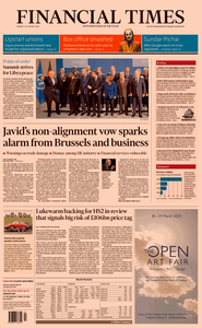 Financial Times UK – 20 January 2020