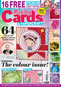 Making Cards & Papercraft - May 2018