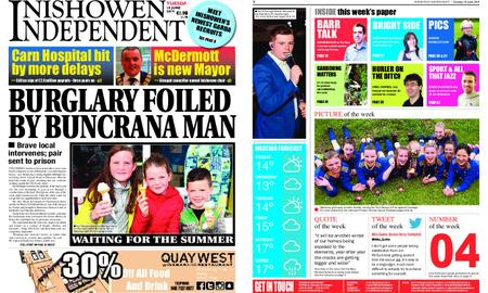 Inishowen Independent – June 18, 2019