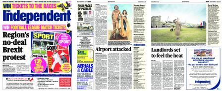 Sunday Independent Cornwall – September 01, 2019
