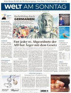 Welt am Sonntag Berlin - 06. Mai 2018