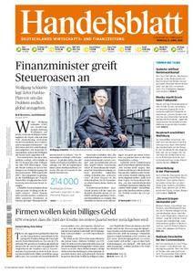 Handelsblatt - 11. April 2016