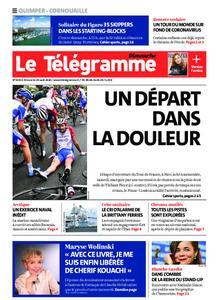 Le Télégramme Ouest Cornouaille – 30 août 2020