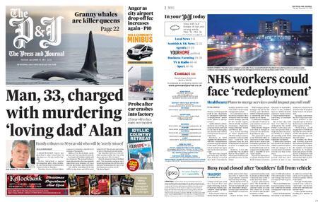 The Press and Journal Aberdeenshire – December 10, 2019