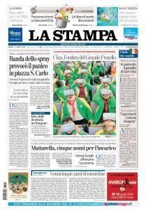 La Stampa Imperia e Sanremo - 14 Aprile 2018