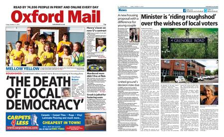 Oxford Mail – October 11, 2019