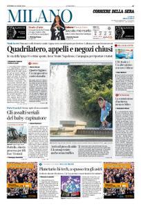 Corriere della Sera Milano – 31 luglio 2020