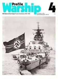 KM Admiral Graf Spee / Pocket Battleship 1932-1939 (Warship Profile 4) (Repost)