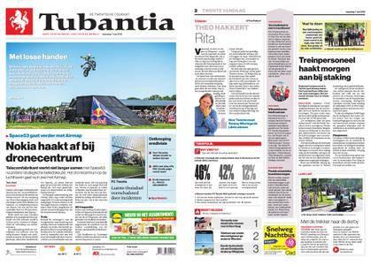 Tubantia - Enschede – 07 mei 2018