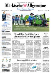 Märkische Allgemeine Neues Granseer Tageblatt - 17. Juli 2019