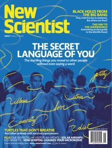 New Scientist - October 12, 2019