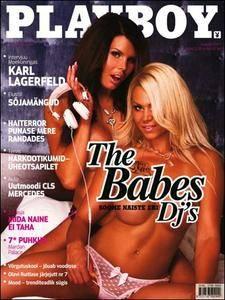 Playboy Estonia - August 2011