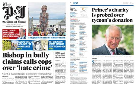 The Press and Journal Moray – September 14, 2021