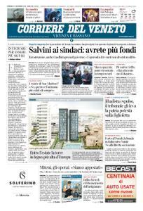 Corriere del Veneto Vicenza e Bassano – 11 novembre 2018