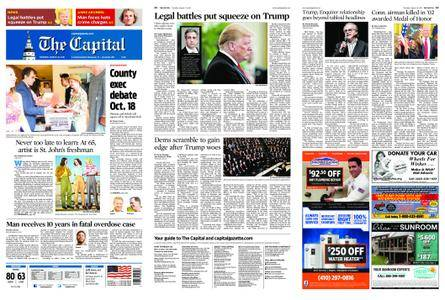 The Capital – August 23, 2018