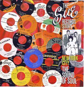 Various Artists - The Sue Records Story: New York City - The Sound of Soul (1957-1966) {4CD Box Set EMI Records rel 1994}