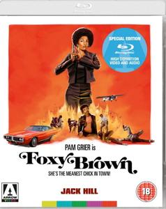 Foxy Brown (1974) + Extras