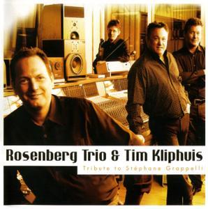 Rosenberg Trio & Tim Kliphuis - Tribute to Stephane Grappelli (2008)