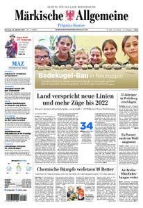 Märkische Allgemeine Prignitz Kurier - 24. Oktober 2017