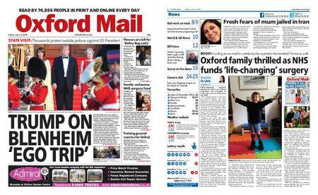 Oxford Mail – July 13, 2018