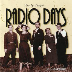 Five By Design - Radio Days (1998) {Hot Jazz}