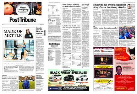 Post-Tribune – November 23, 2017