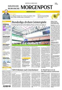 Solinger Morgenpost – 09. März 2020