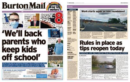 Burton Mail – May 14, 2020