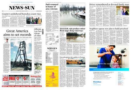 Lake County News-Sun – February 09, 2019