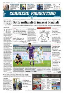 Corriere Fiorentino La Toscana - 14 Gennaio 2021