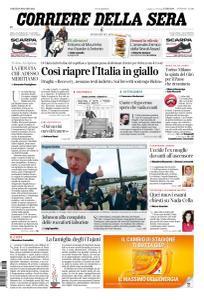 Corriere della Sera - 8 Maggio 2021