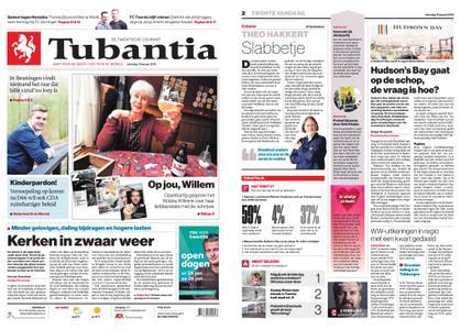 Tubantia - Enschede – 19 januari 2019