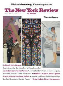 The New York Review of Books - May 14, 2020