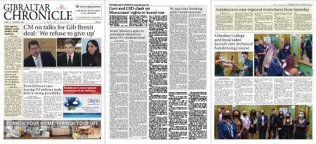 Gibraltar Chronicle – 11 December 2020